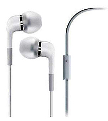 Apple Iphone In-Ear-Headset